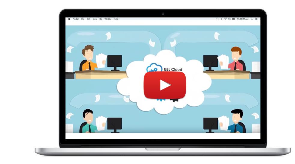 Je inkoop- en verkoopfacturen automatisch verwerkt met UBL Cloud van IMUIS Online