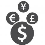 Werken met vreemde valuta om probleemloos internationaal zaken te doen
