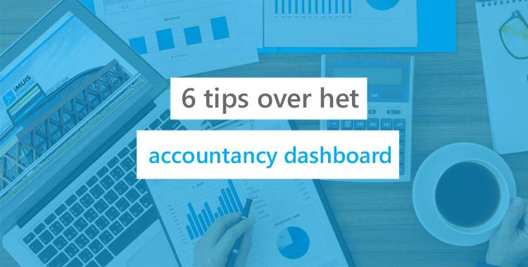 6 tips over het accountancy dashboard
