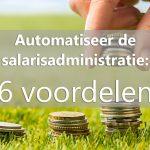 Geautomatiseerde salarisadministratie