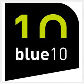 Blue10 logo