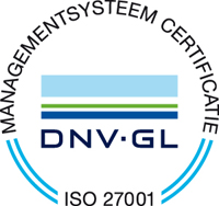 MUIS Software ISO certificaat