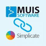 MUIS Software koppeling met Simplicate