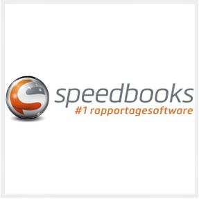 Logo Speedbooks rapportagesoftware