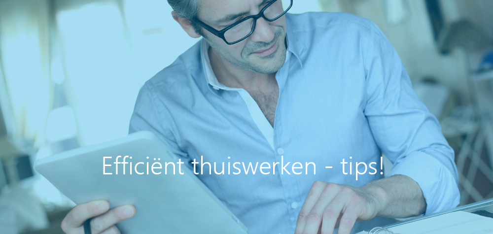 Thuiswerk tips accountant