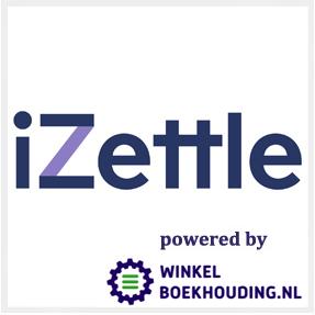 iZettle winkelboekhouding