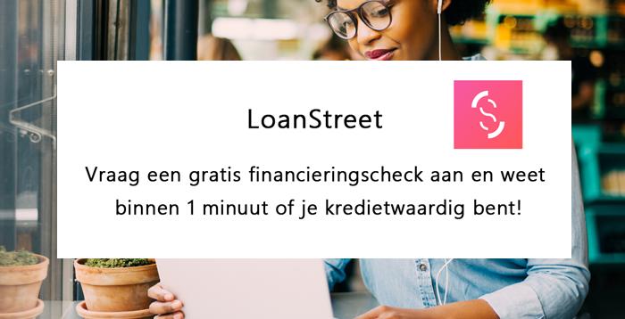 nieuwsbrief loanstreet