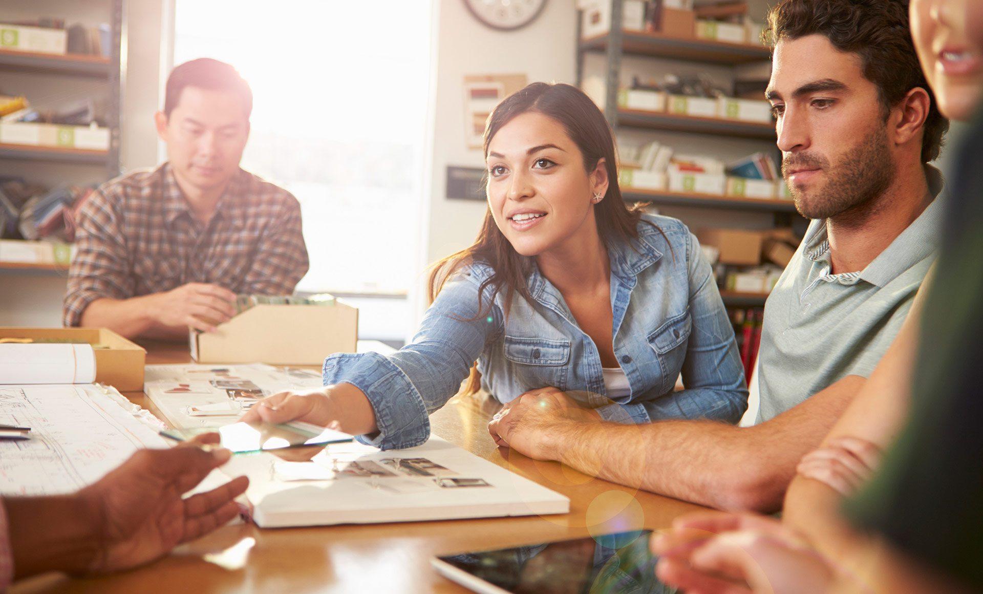 CRM. samenwerking tussen accountant en ondernemer