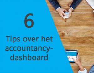 6 tips over het accountancydashboard