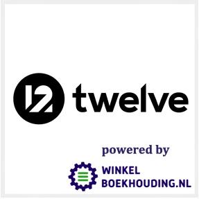 Twelve winkelboekhouding