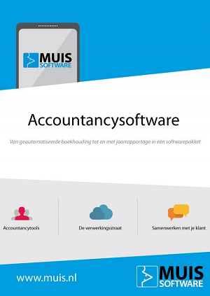 Accountancysoftware brochure