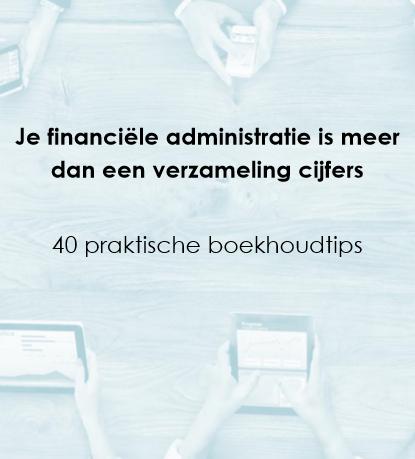 40 praktische boekhoudtips